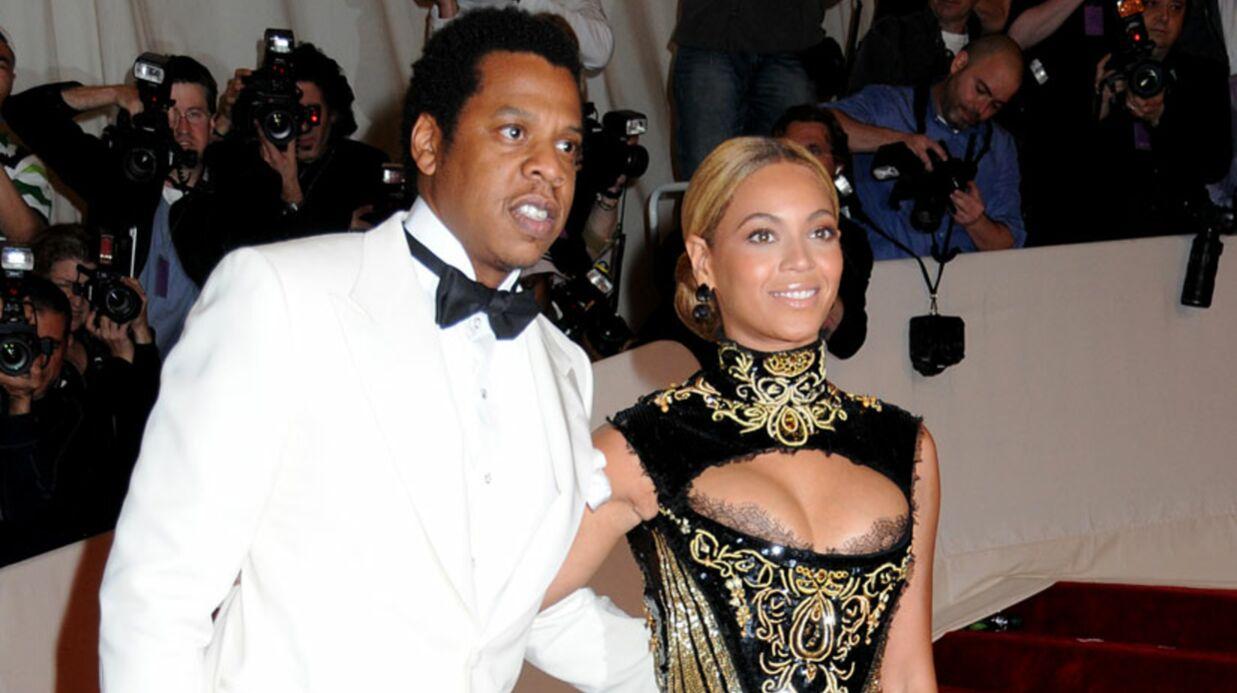 Beyoncé et Jay-Z: un cheval à bascule en or pour Blue Ivy