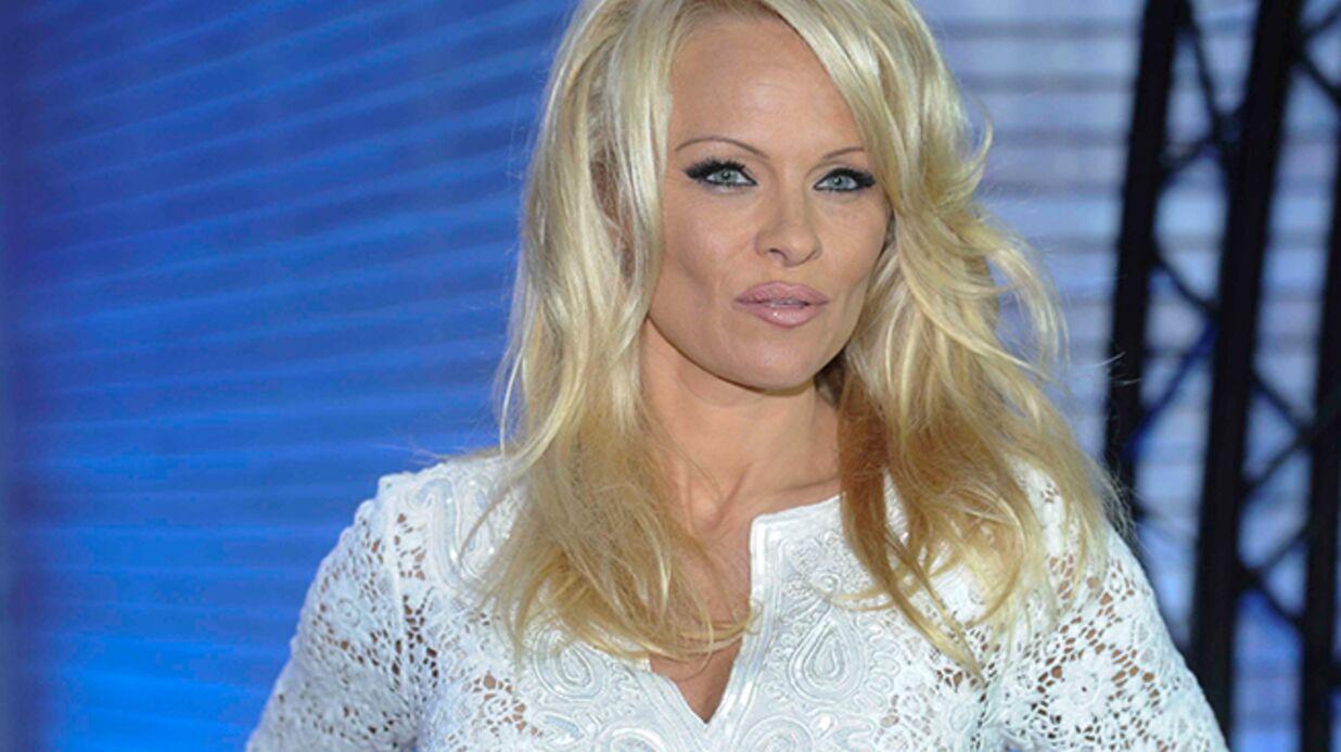 Pamela Anderson se marie avec… Son ex-mari
