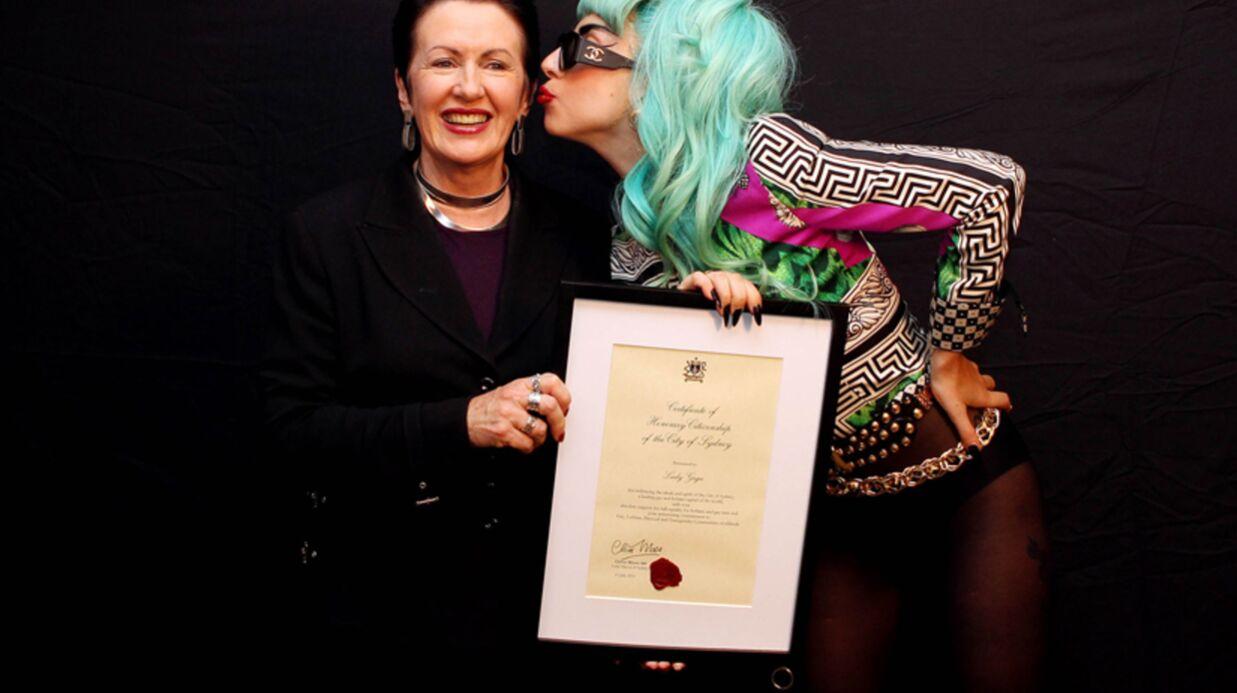 Lady Gaga distinguée pour son engagement envers les gays