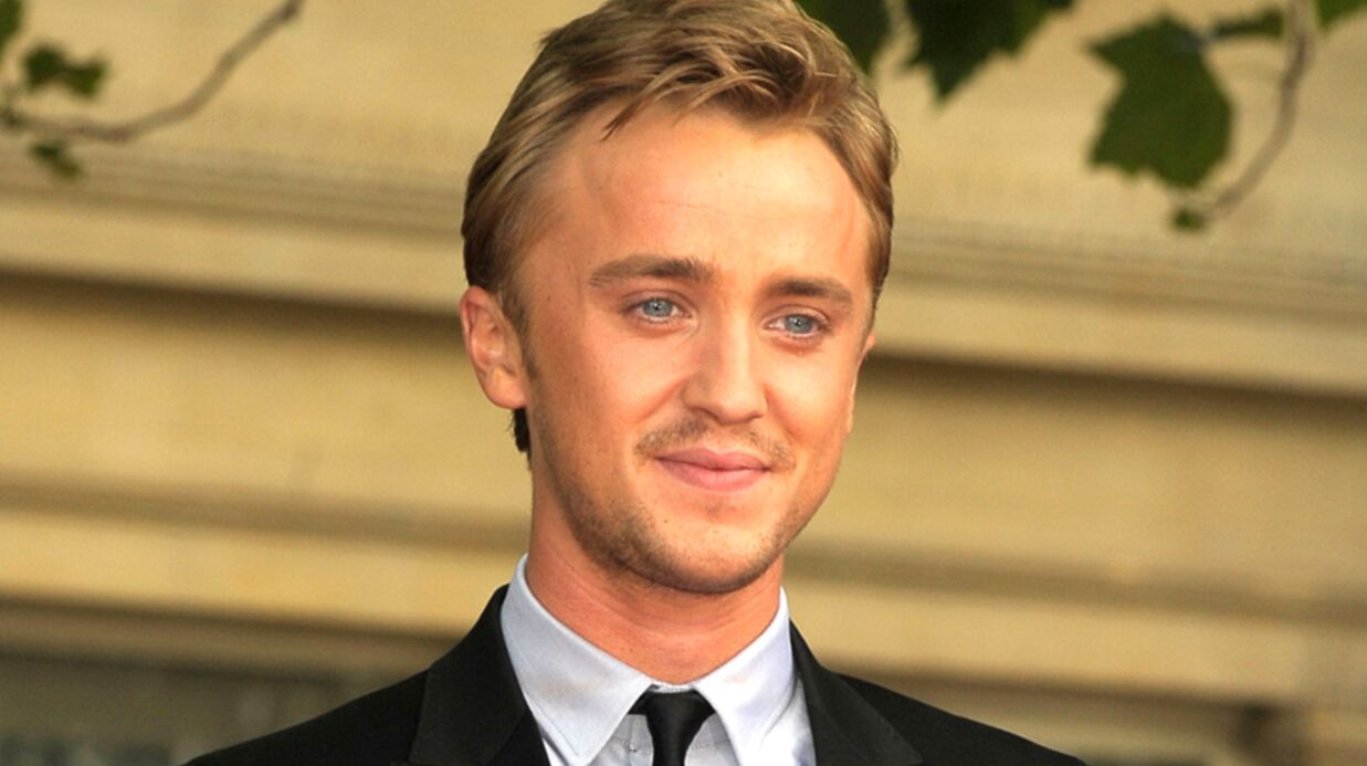Harry Potter : Tom Felton (Drago Male­foy) se lance dans le rap