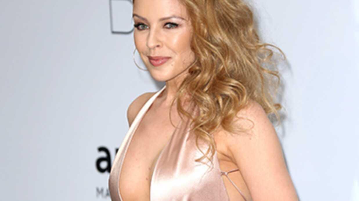 VIDEO Kylie Minogue en larmes en évoquant son défunt ex