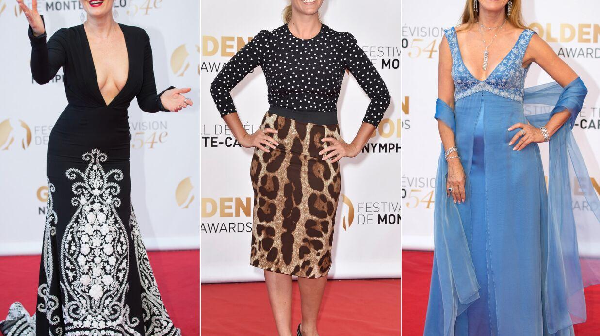 PHOTOS Les stars de vos séries préférées sexy et glamour à Monte-Carlo
