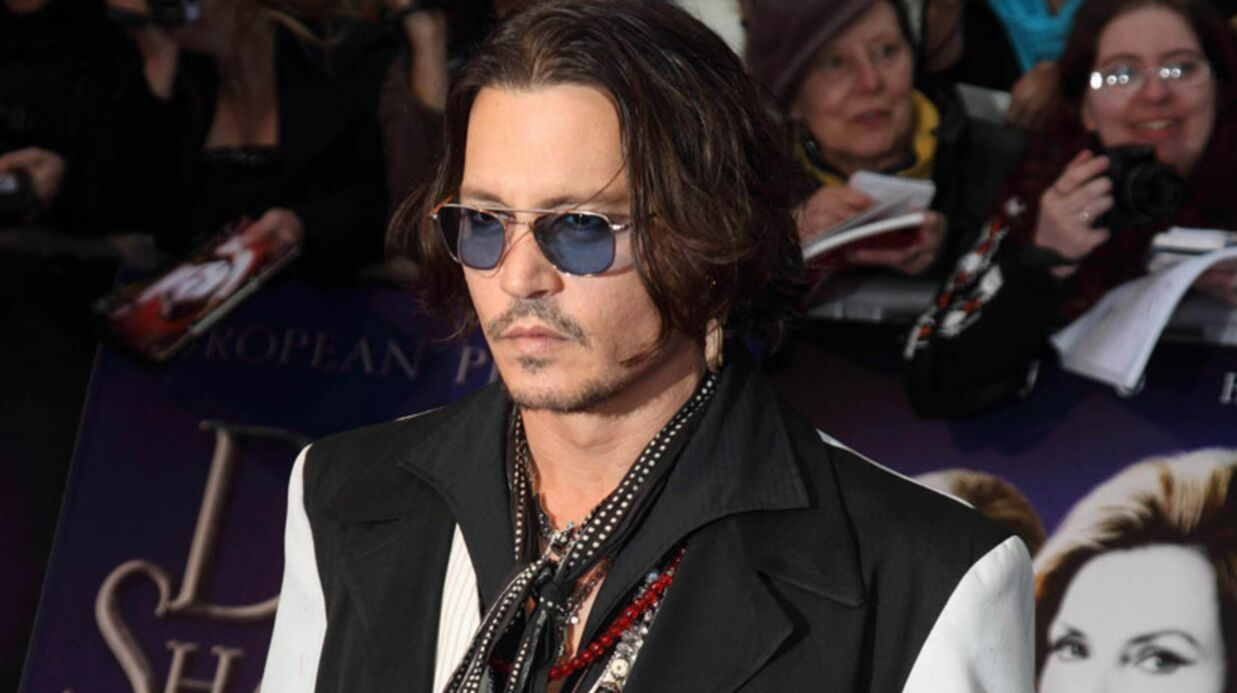 Johnny Depp critique la saga Twilight