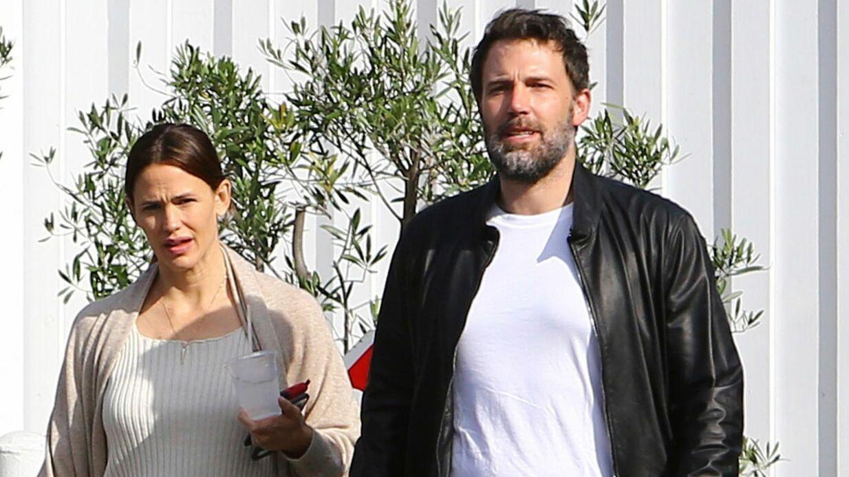 Ben Affleck et Jennifer Garner: les vacances de la réconciliation?