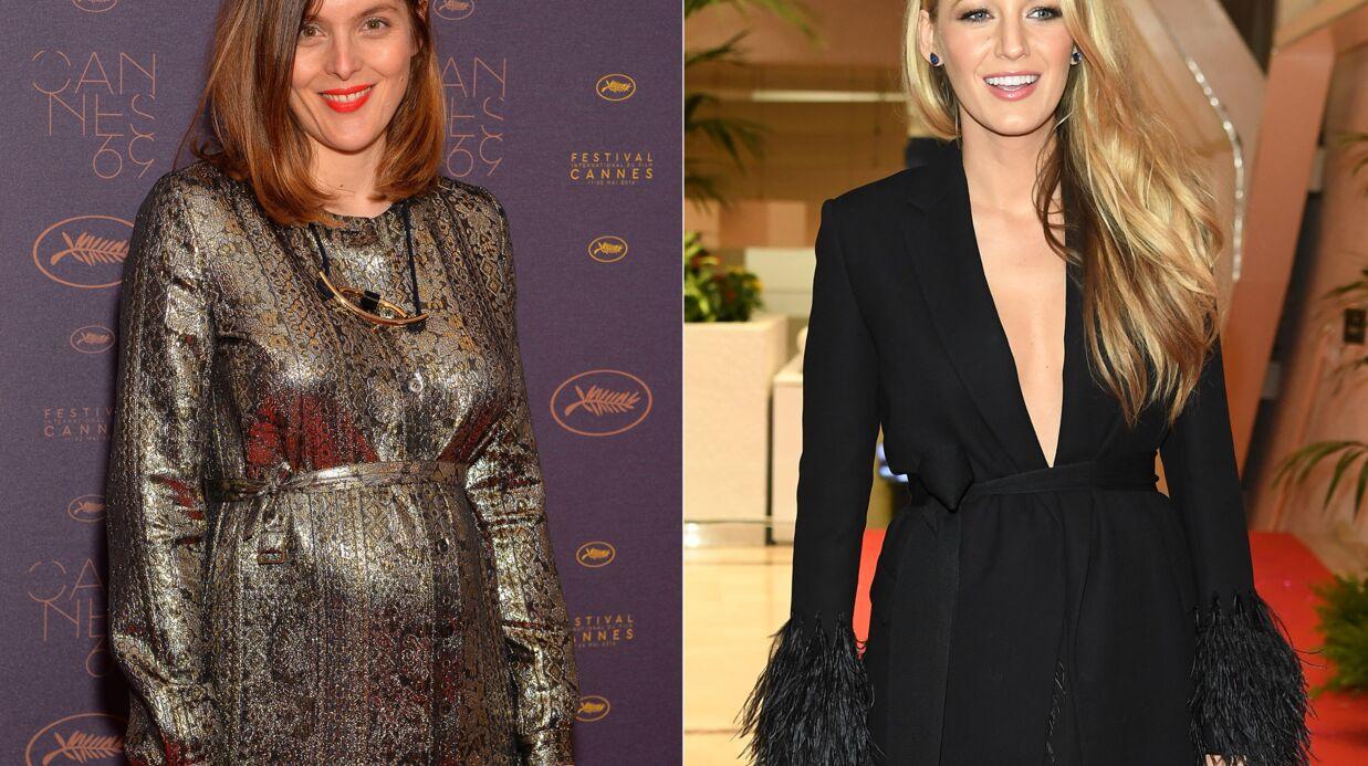 Cannes 2016: Valérie Donzelli enceinte, Blake Lively très décolletée au dîner d'ouverture