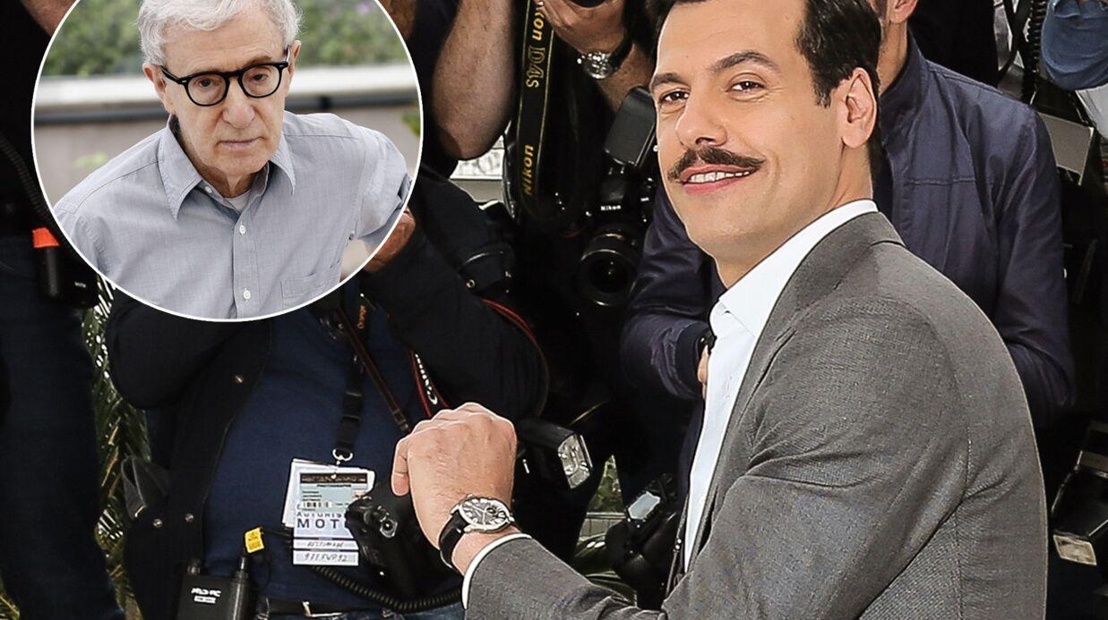 Cannes 2016 – Laurent Lafitte: sa grosse pique à Woody Allen le fait connaître aux Etats-Unis
