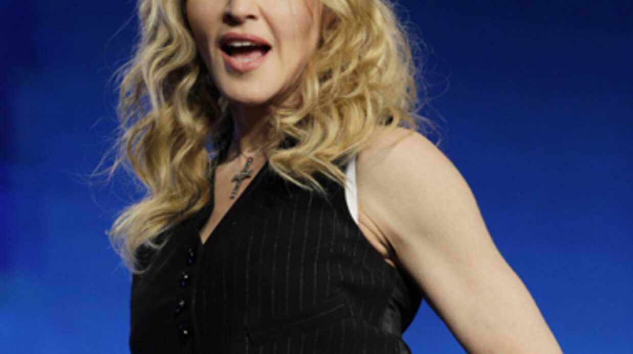 PHOTOS Madonna blessée pendant les répétitions de sa tournée