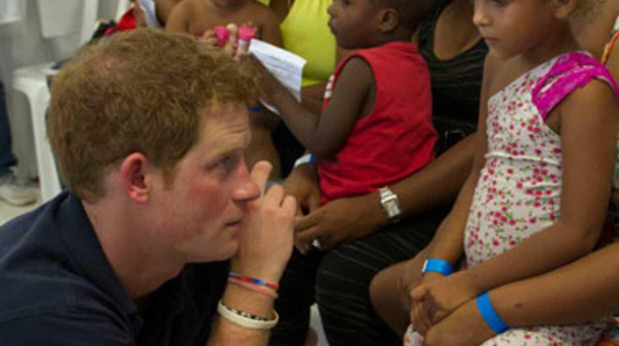 Prince Harry: sa visite à Rio perturbée par des narcotrafiquants