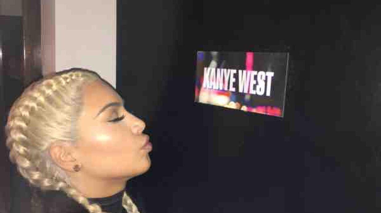 PHOTO Kim Kardashian poste un nouveau cliché de son fils Saint