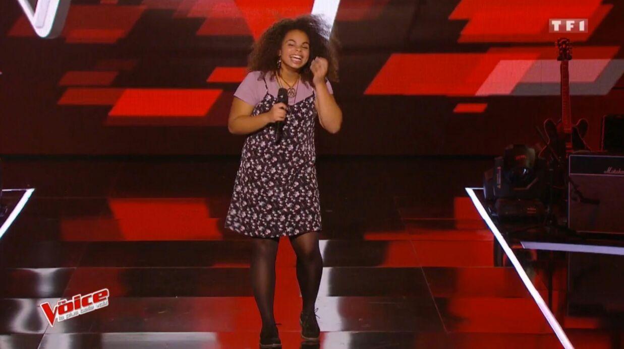The Voice: Manoah surprend tout le monde avec sa voix de petite fille