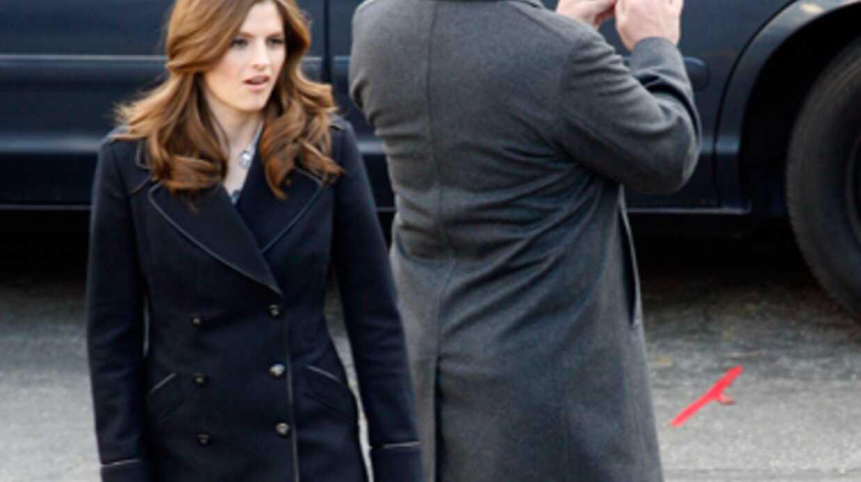 Castle: en vrai, Beckett et Castle se détestent!