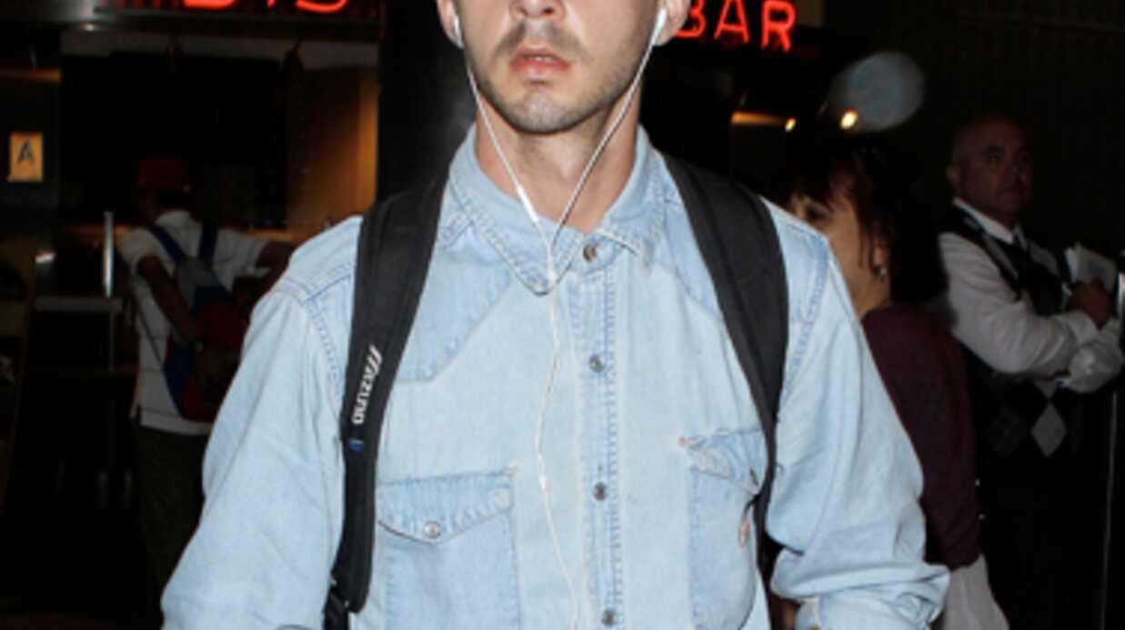 Shia LaBeouf s'est battu dans un pub londonien