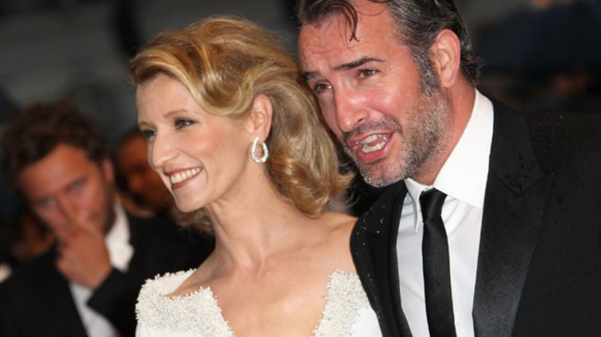 Jean Dujardin officialise sa rupture avec Alexandra Lamy