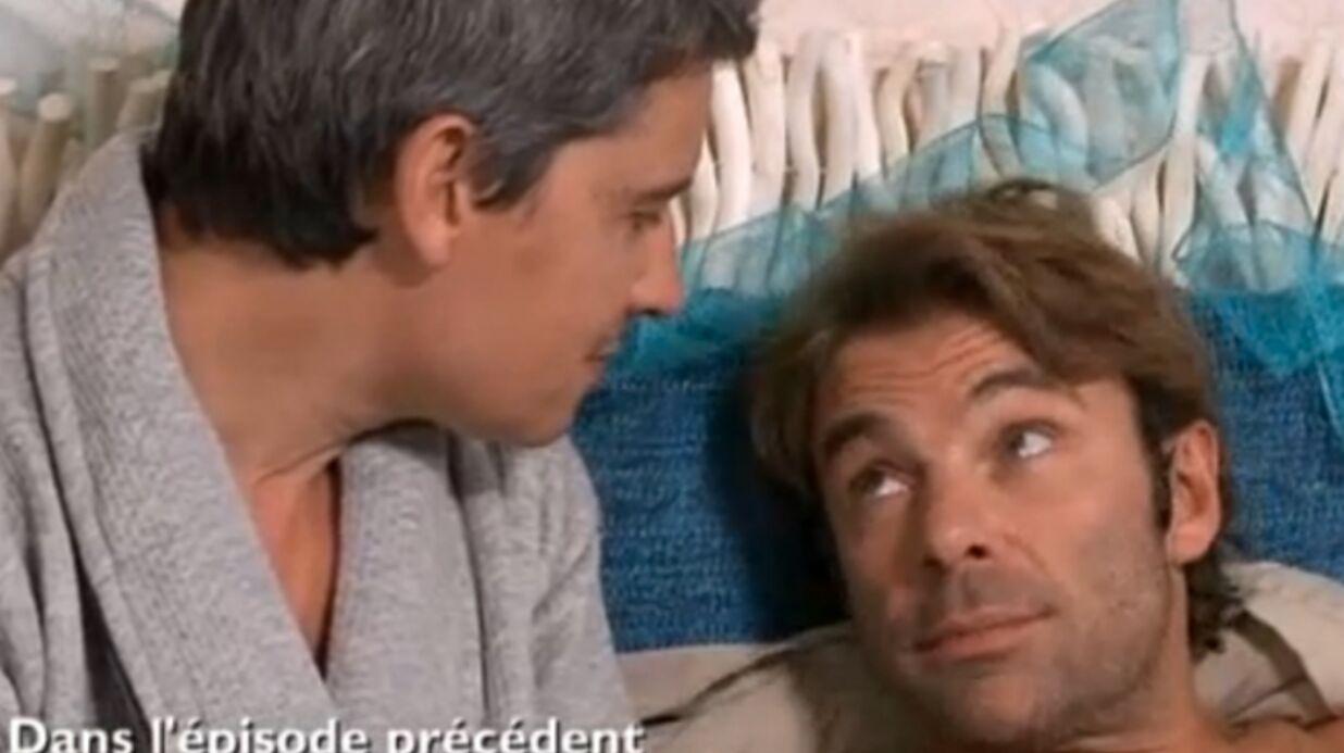 Les mystères de l'amour: finalement, Nicolas et José ne sont pas gays!