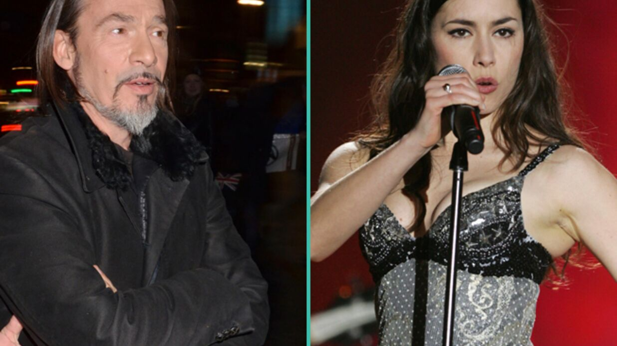 Florent Pagny «n'aime pas» Olivia Ruiz, qui le lui «rend bien»