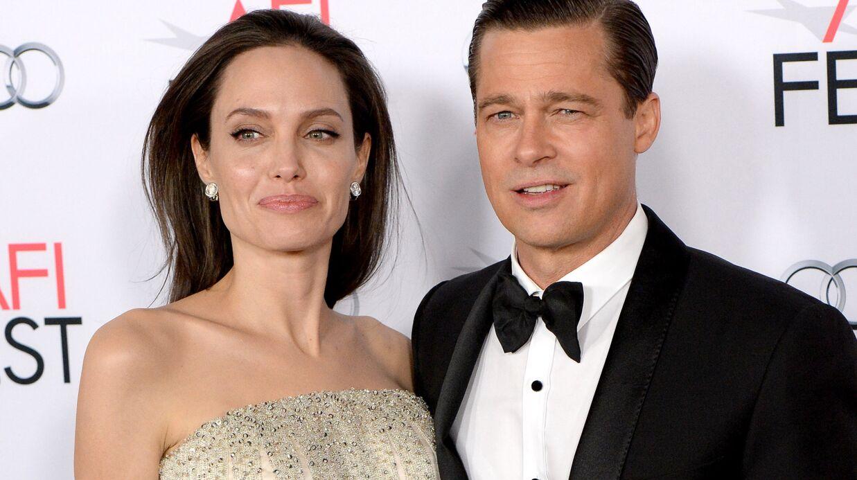 Angelina Jolie explique sa difficulté à tourner des scènes d'amour avec Brad Pitt dans son film