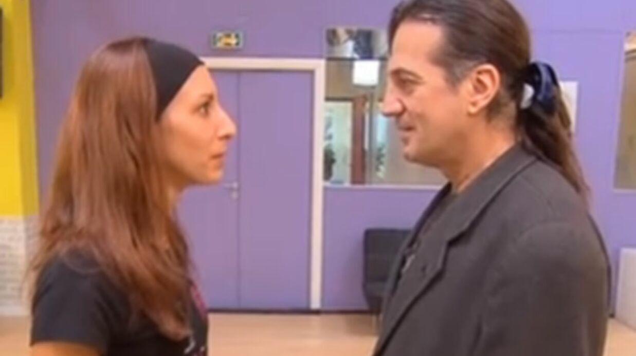 VIDEO Danse avec les stars: Francis Lalanne craque et pleure