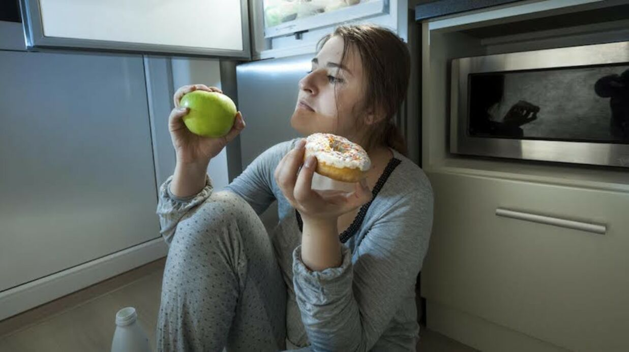 Les aliments à éviter avant d'aller dormir