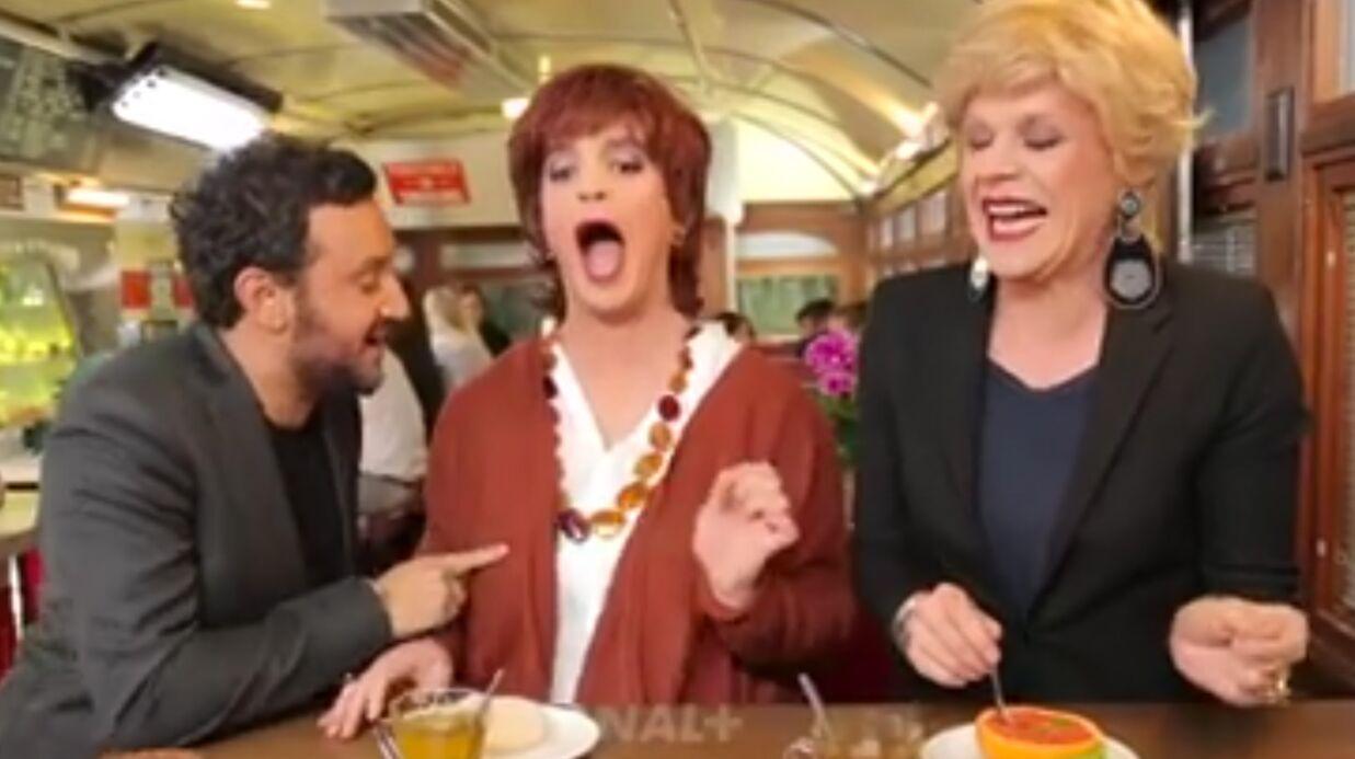 VIDEO Cyril Hanouna s'incruste chez Catherine et Liliane pour annoncer sa nouvelle émission