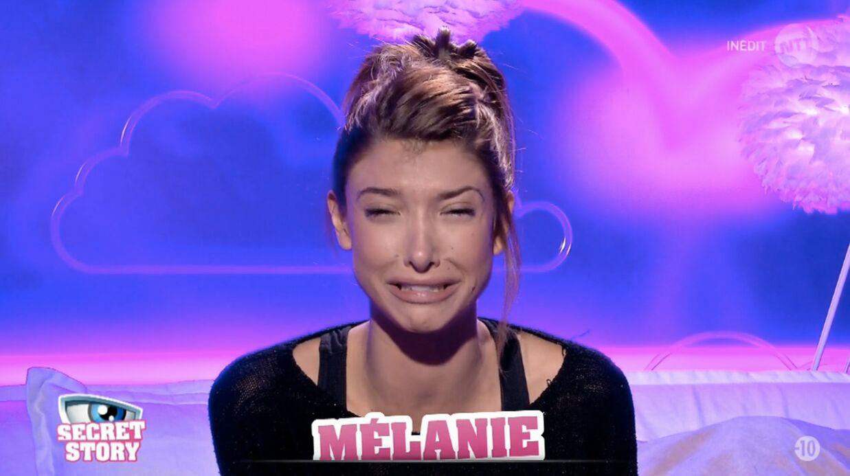 Secret Story 10: Sauvez Mélanie avec le hashtag #pleurersanslarmes