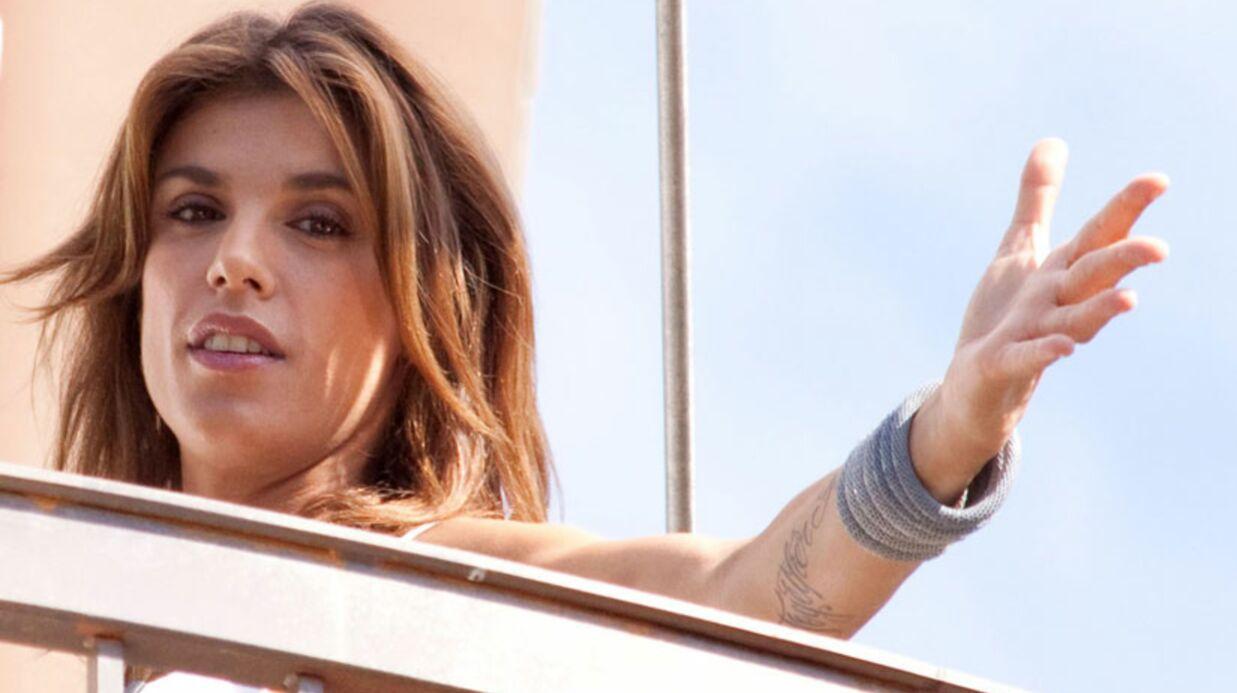 Elisabetta Canalis dans les bras d'un ex d'Eva Longoria