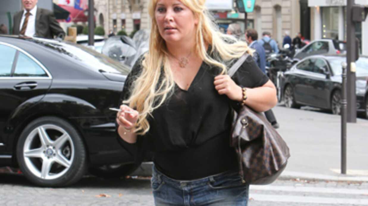 PHOTOS Loana sujet d'un reportage tourné à Paris