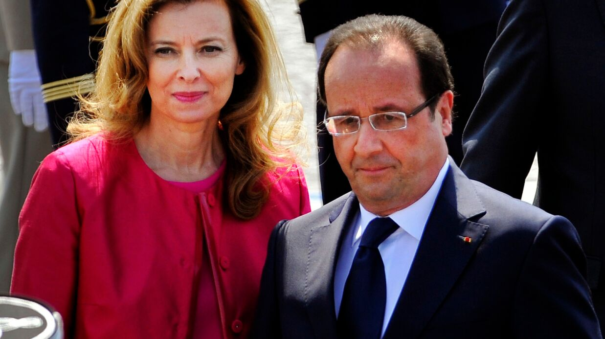 Valérie Trierweiler a la preuve qu'Hollande a bien utilisé l'expression «sans-dents»
