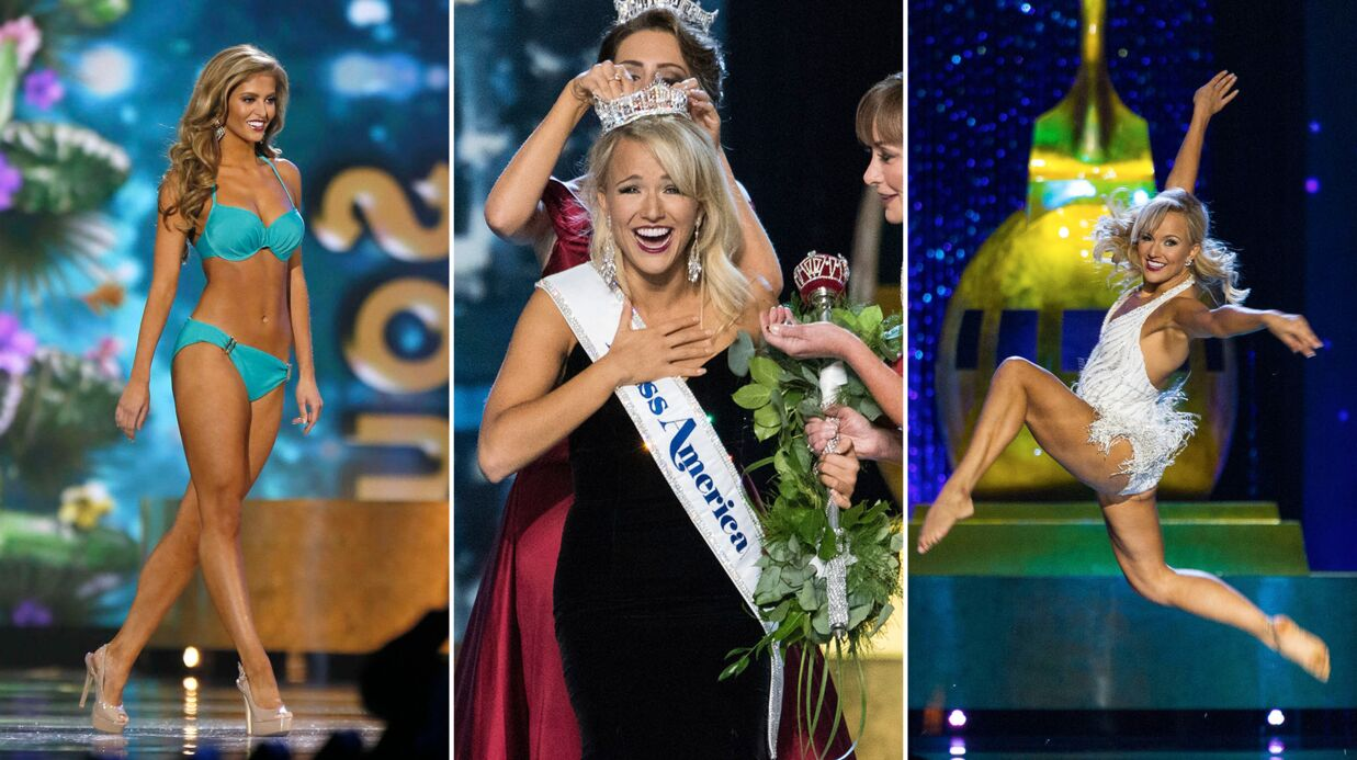 Miss USA 2017: bikinis sexy, grosses larmes, diadème et GRS… l'élection en images!
