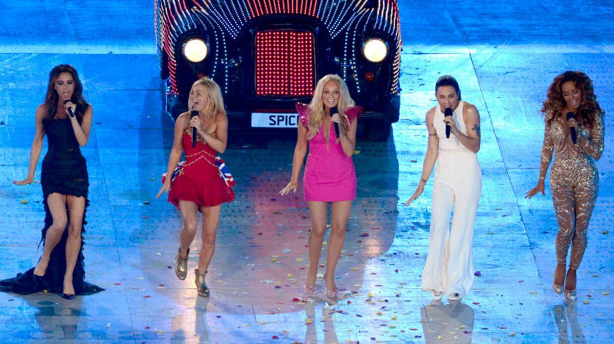 VIDEO Spice Girls: leurs retrouvailles olympiques sur scène