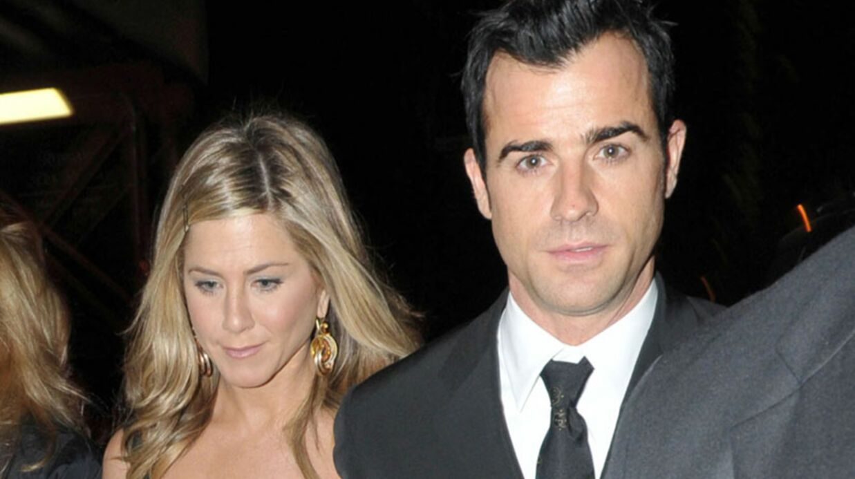 Jennifer Aniston et Justin Theroux se sont fiancés!