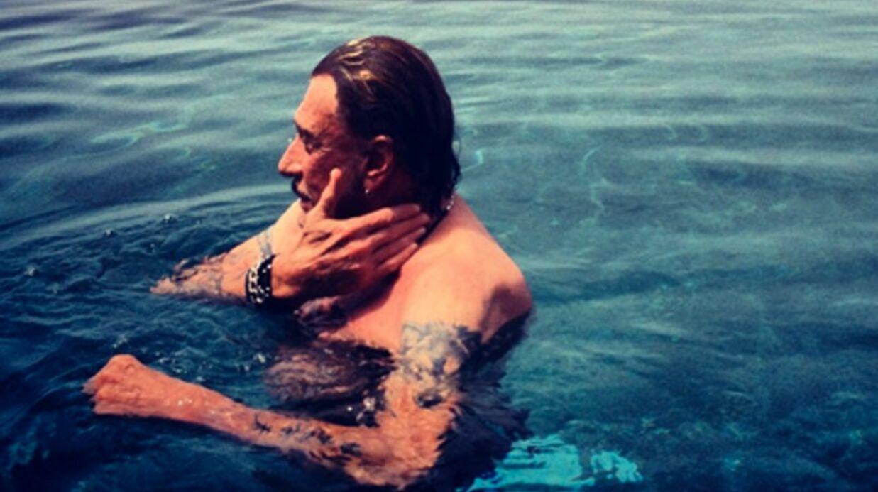 PHOTOS Laeticia et Johnny Hallyday: la belle vie à Saint-Barth