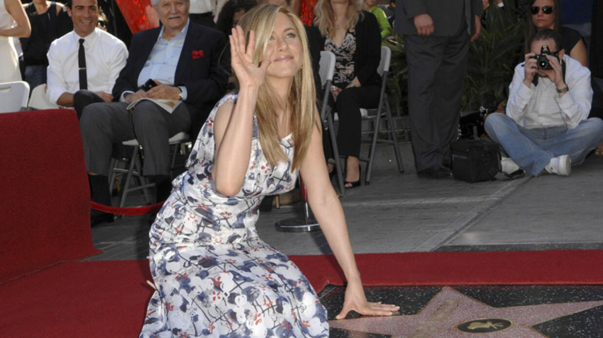 PHOTOS Justin Theroux et Jennifer Aniston: leur histoire en dix photos