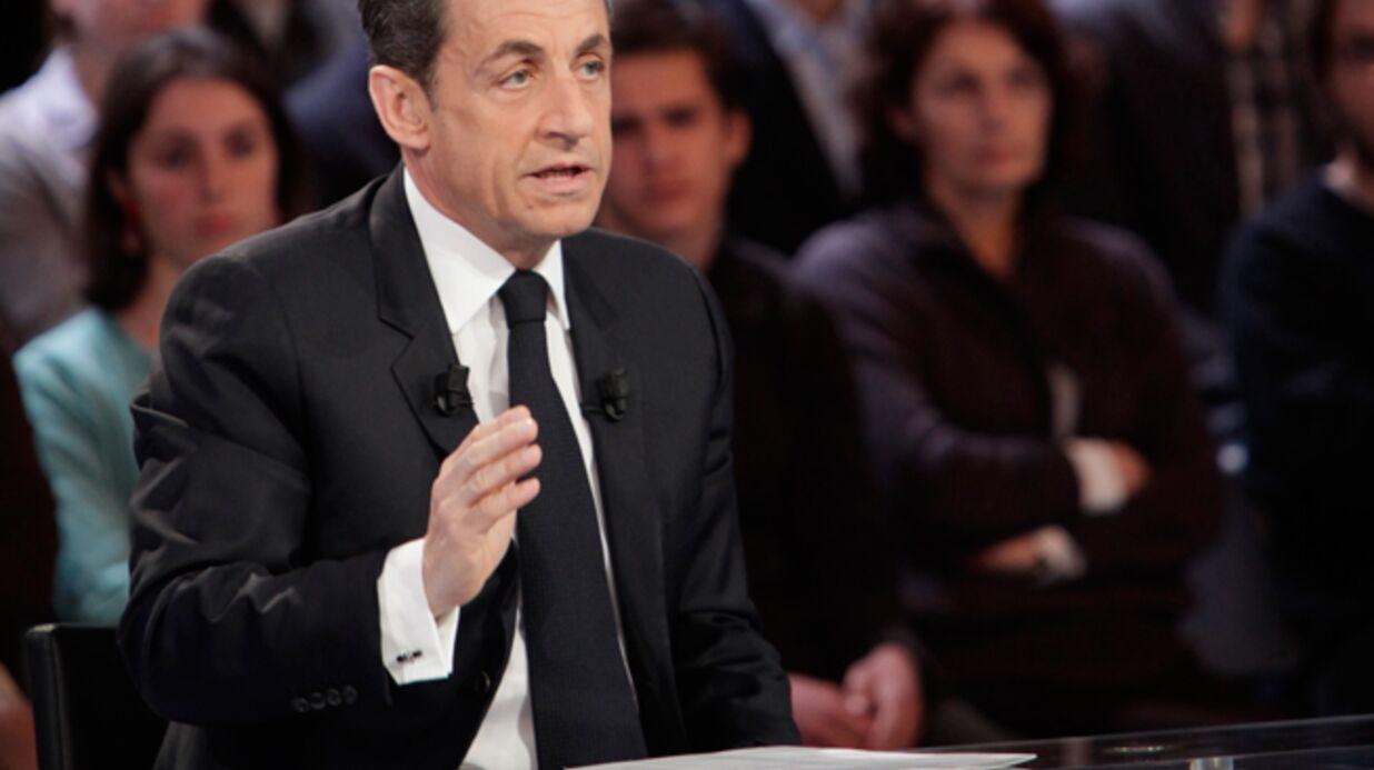Laurence Ferrari réagit à la rumeur d'une liaison avec Nicolas Sarkozy