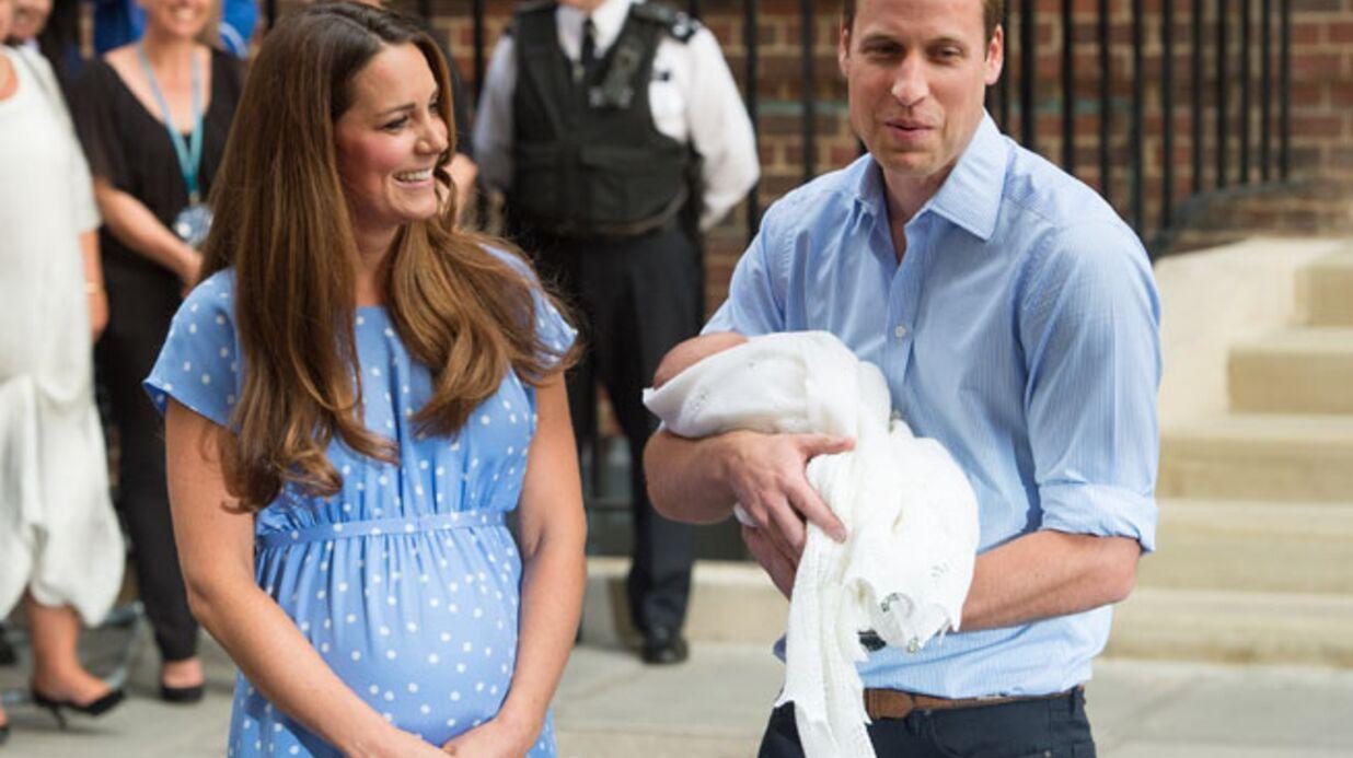 Le prince William veut embaucher son ancienne nanny pour s'occuper de George