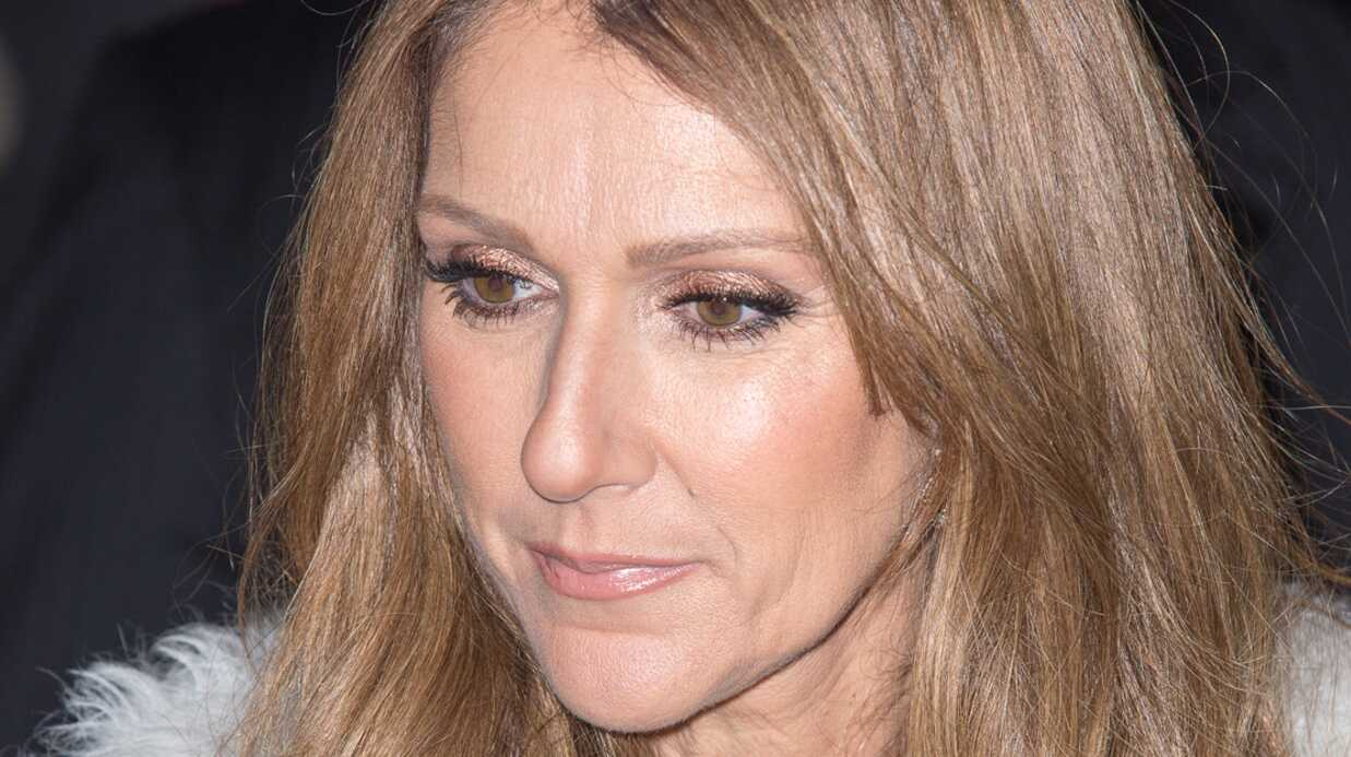 Céline Dion annule tous ses concerts pour rester auprès de son mari