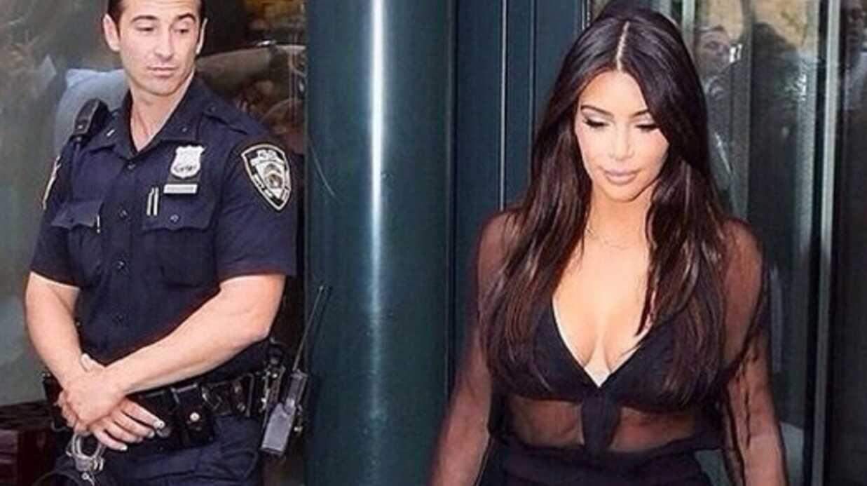 Kim Kardashian complexée par sa ligne après une photo avec Kate Moss et Naomi Campbell