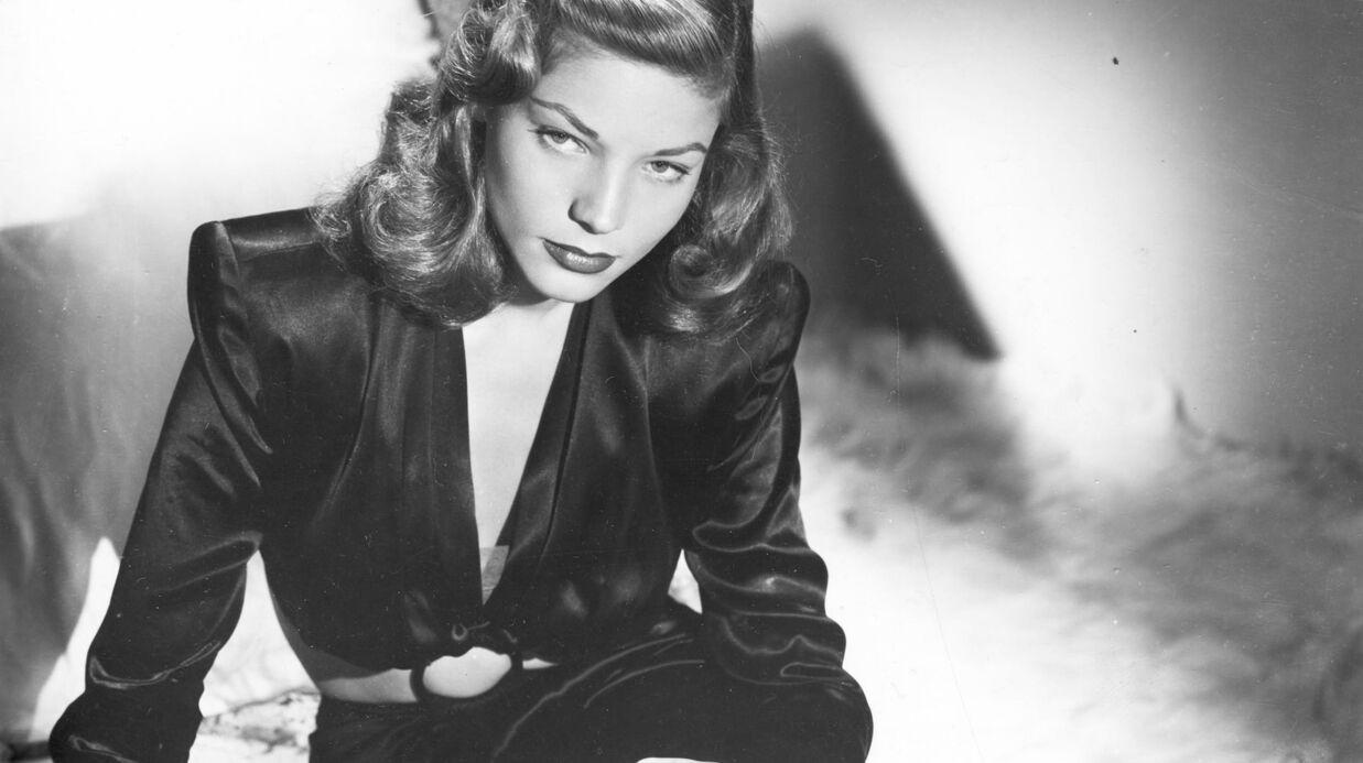 Mort de l'actrice Lauren Bacall, icône d'Hollywood
