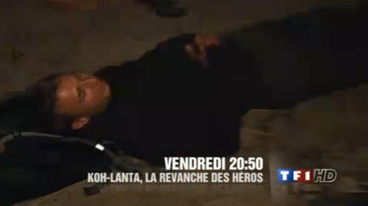 VIDEO Koh-Lanta, la revanche des héros: le médecin appelé en urgence