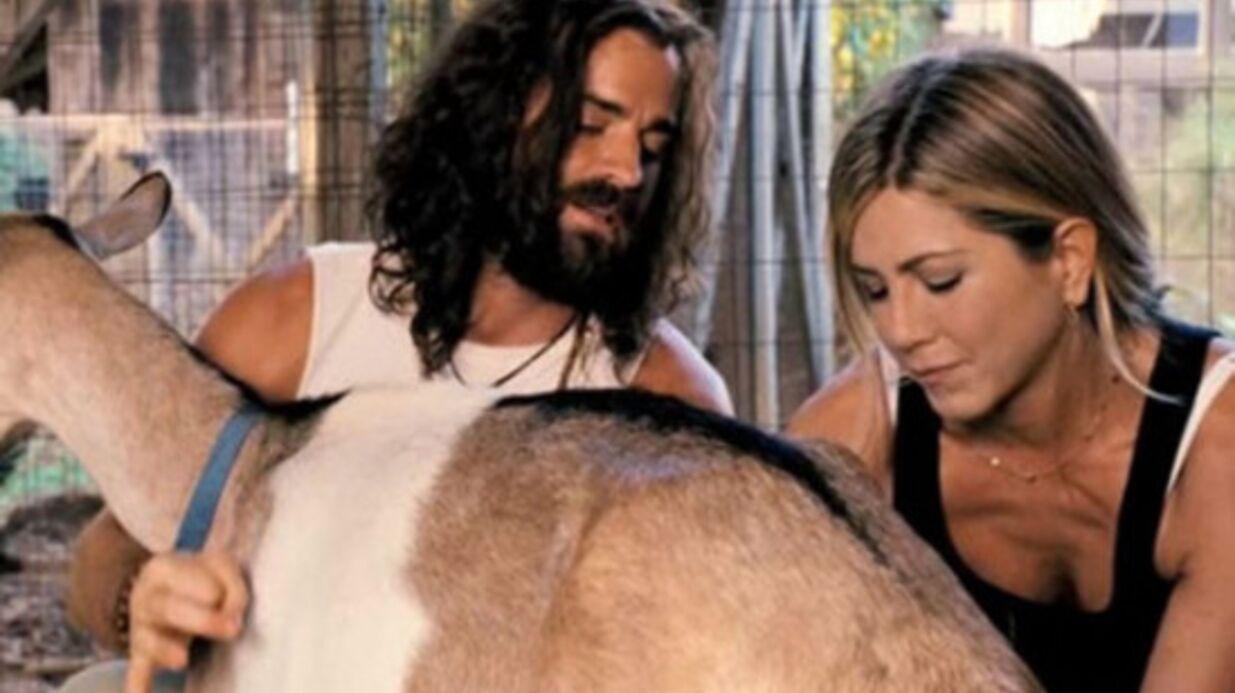 Jennifer Aniston: ce qui lui plaît chez Justin Theroux