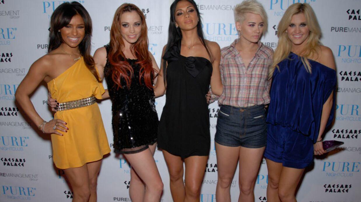 LOOK Melody Thornton: l'ex-Pussycat Dolls seins nus à une soirée