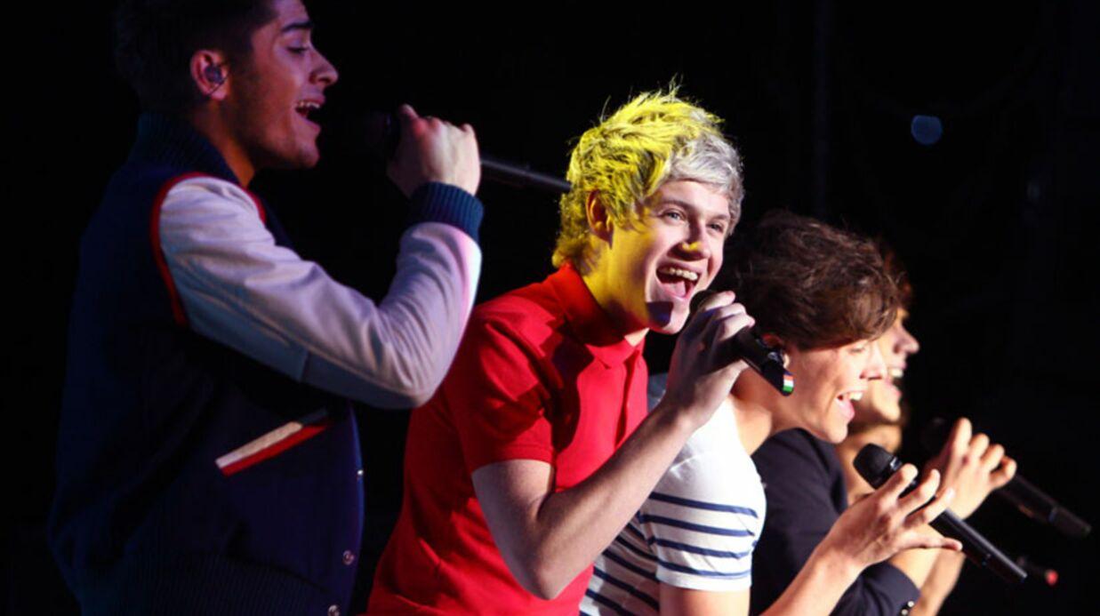 Des fans des One Direction s'en prennent à une standardiste