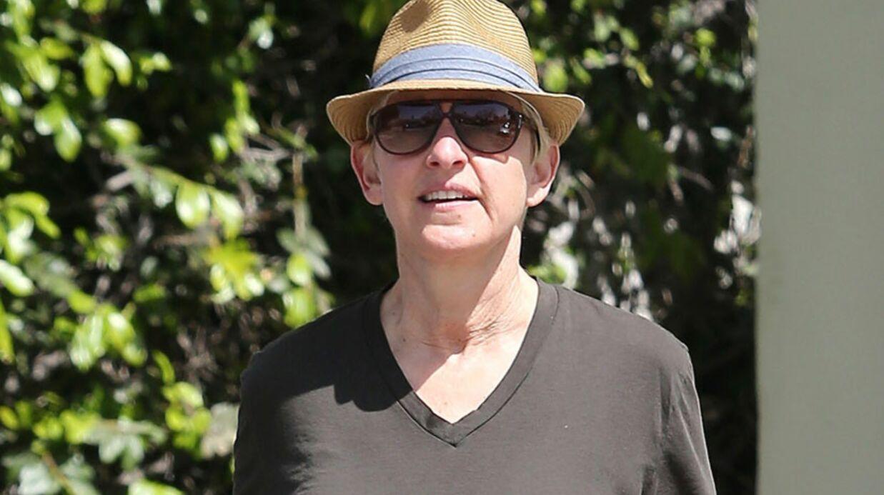 Ellen DeGeneres: pas d'enfant avec Portia de Rossi