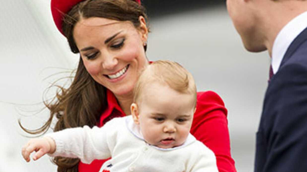 Le Prince William relance la rumeur d'un second royal baby