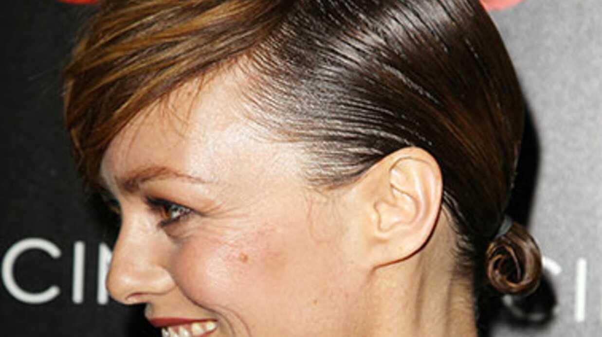 PHOTOS L'étonnante nouvelle coiffure de Vanessa Paradis