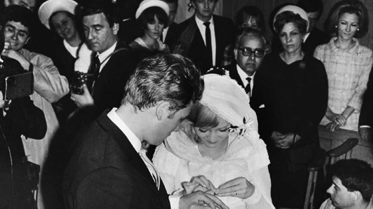 Sylvie Vartan se remémore le jour mouvementé de son mariage avec Johnny Hallyday