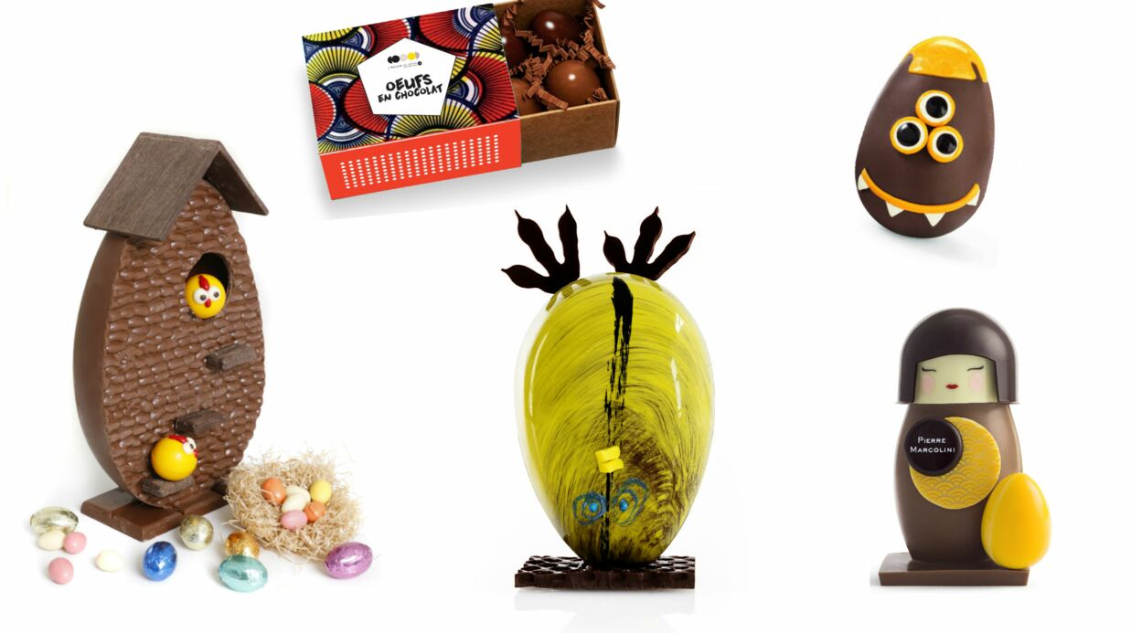 PÂQUES: Délirants chocolats