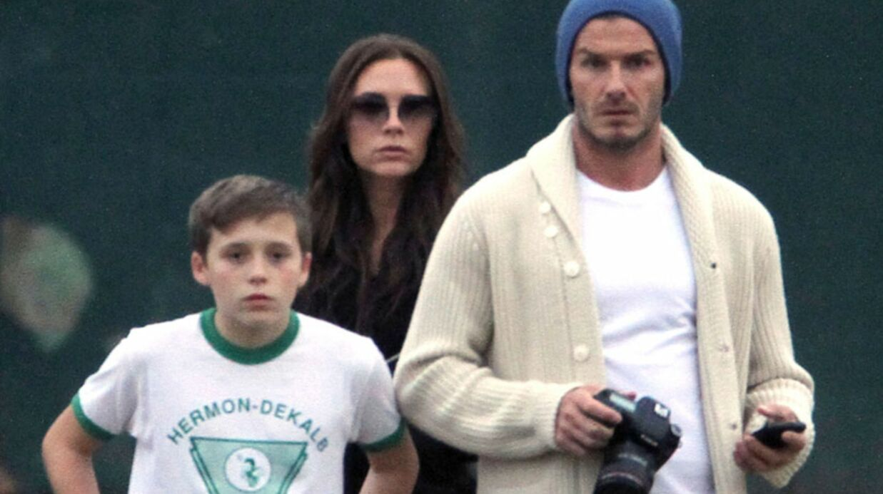 Le PSG se prépare à recevoir David Beckham pour la fin de l'année