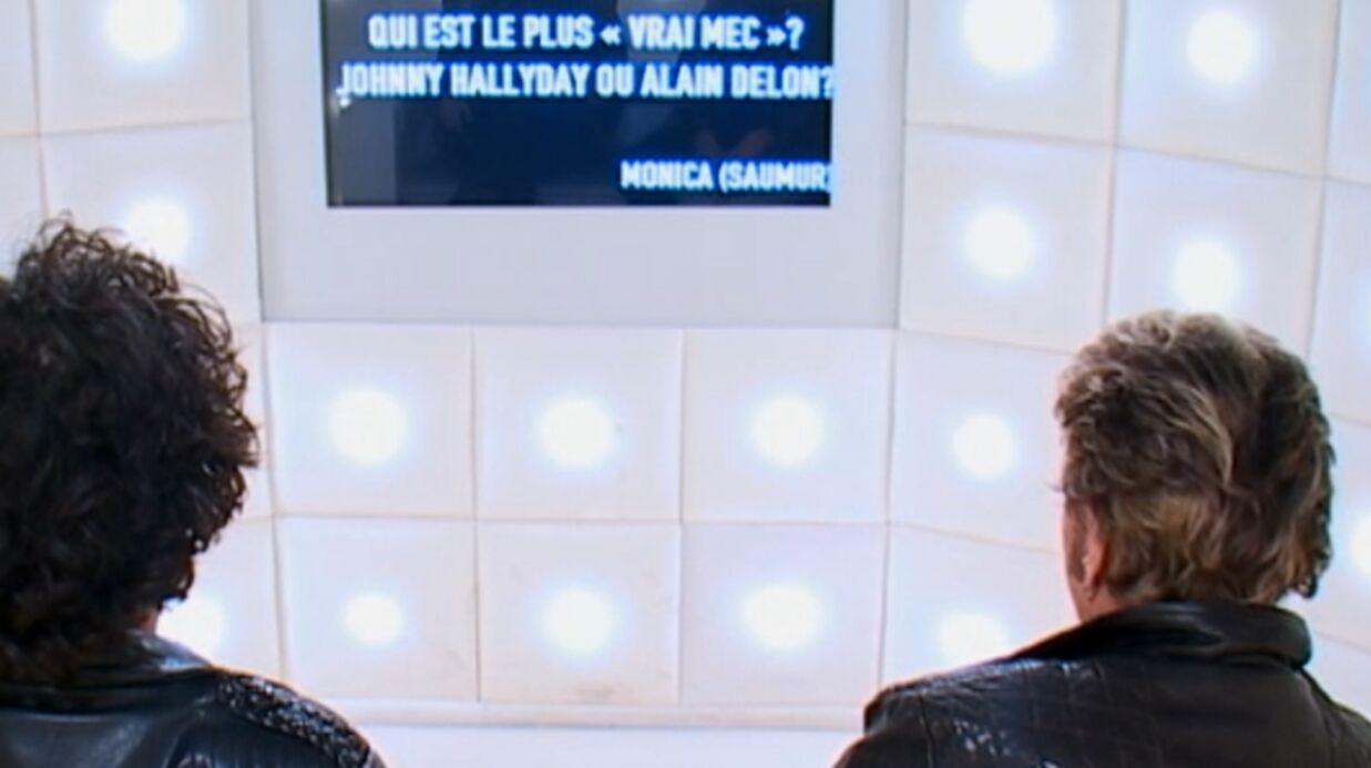 Johnny Hallyday choque la communauté gay sur Canal +