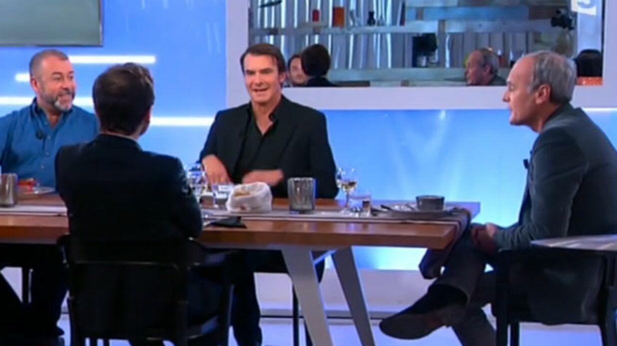 VIDEO Laurent Baffie s'en prend violemment à Jérémy Michalak