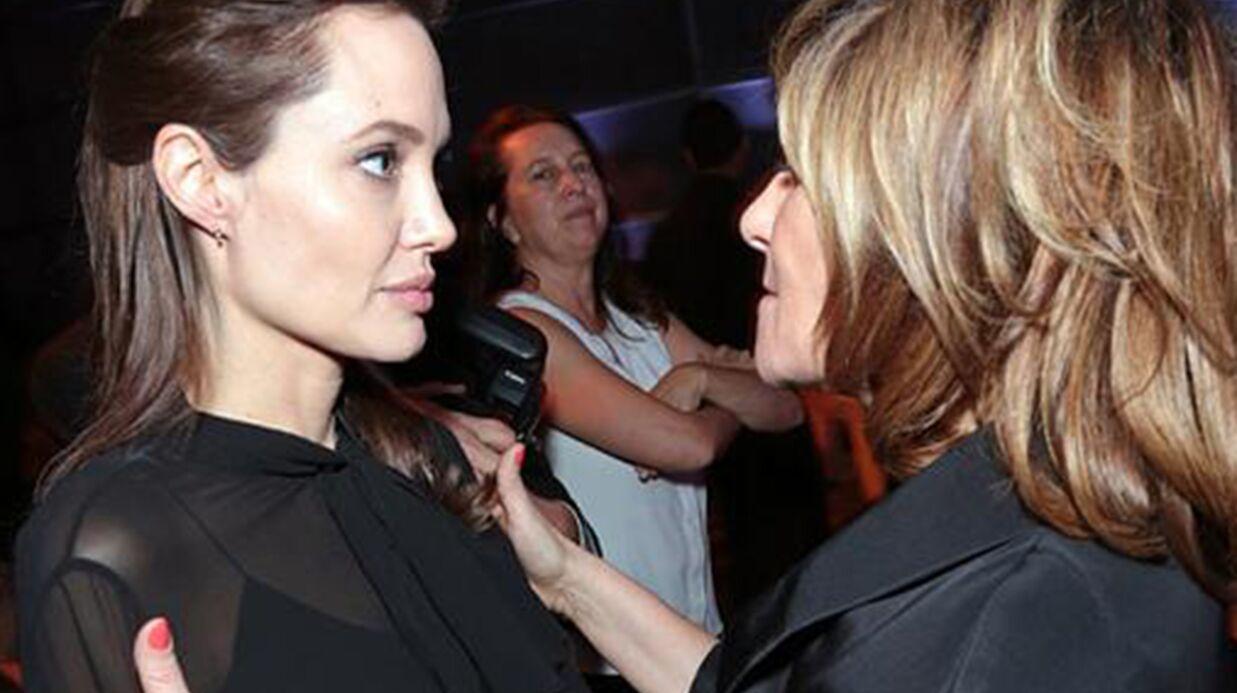 PHOTO Angelina Jolie ne pardonne pas facilement
